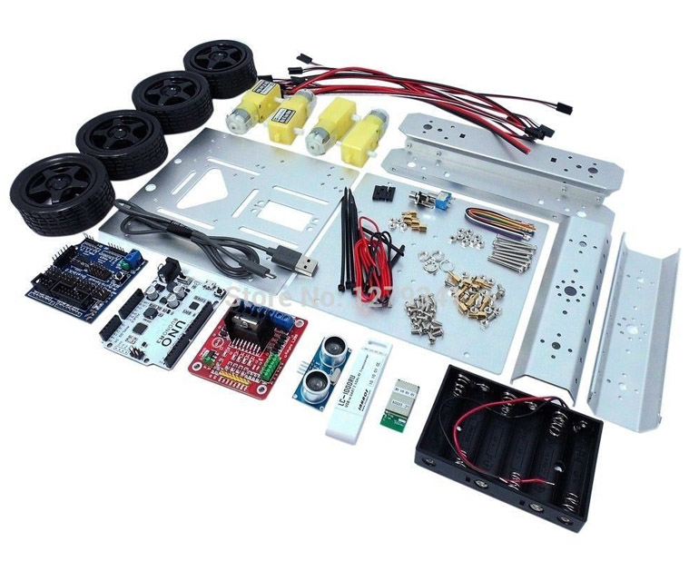 Arduino-kit-starter-cotxe