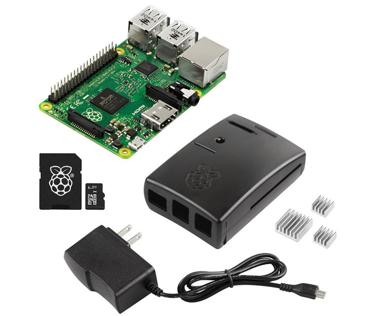 Basic starter kit raspberry pi 2