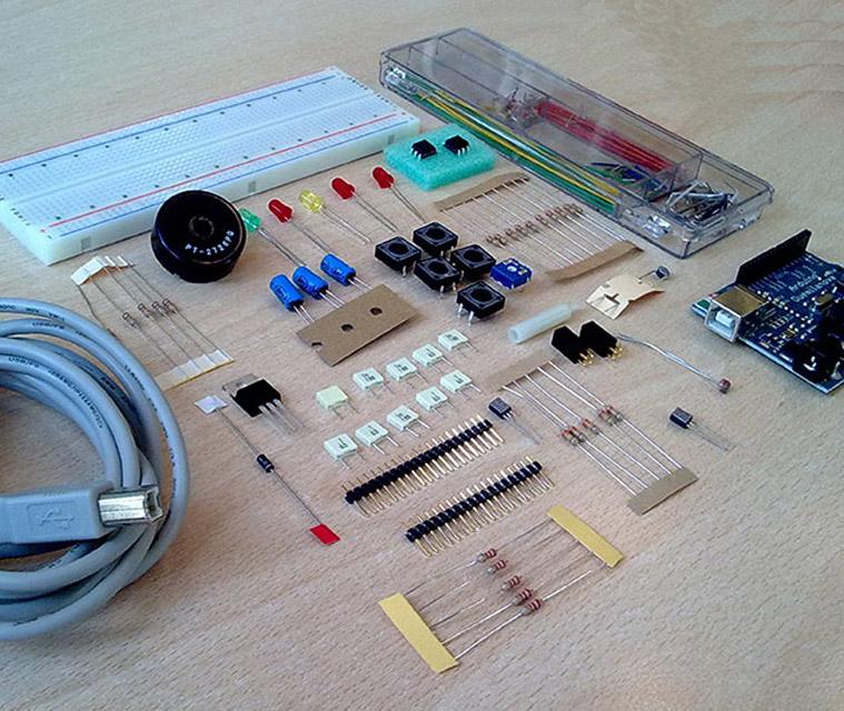 Kit Arduino Workshop