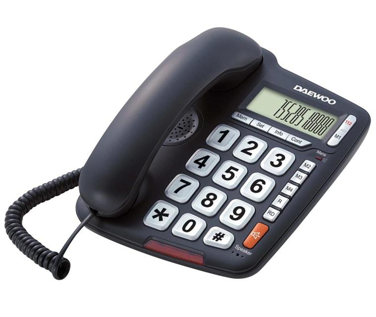 Telefon fixe