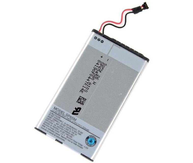 bateria consola