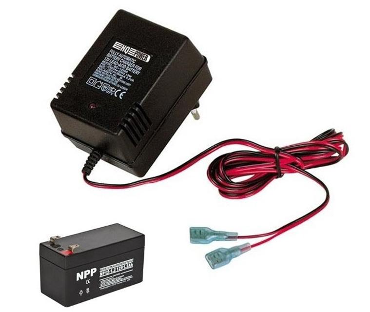 carregador bateries plom