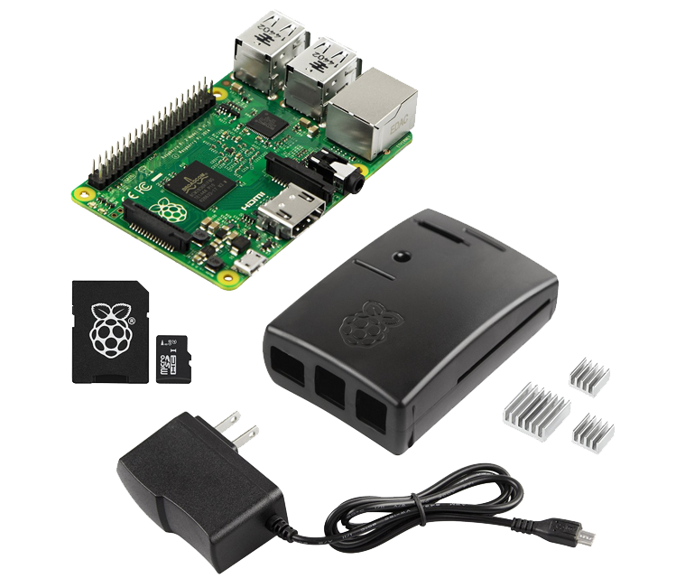 Basic starter kit raspberry pi 2