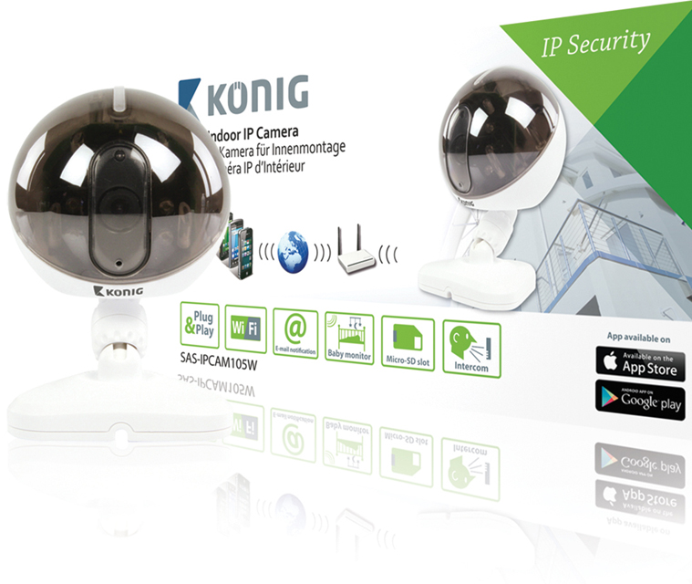 Cameres videovig IP