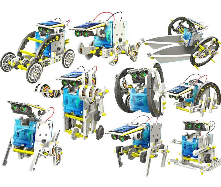 Joguines educatives Robot Solar C-9921