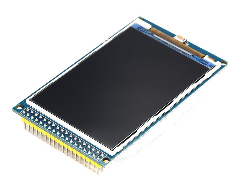 SPI LCD MOD-SD
