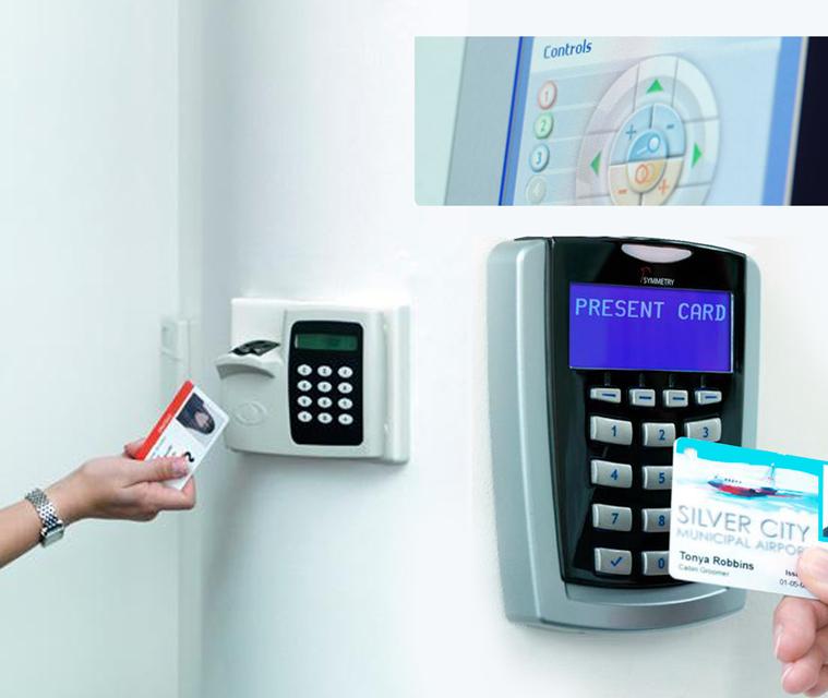 sistema de control acces