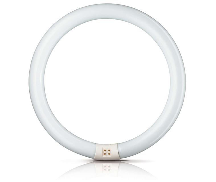 Tub fluorescent circular