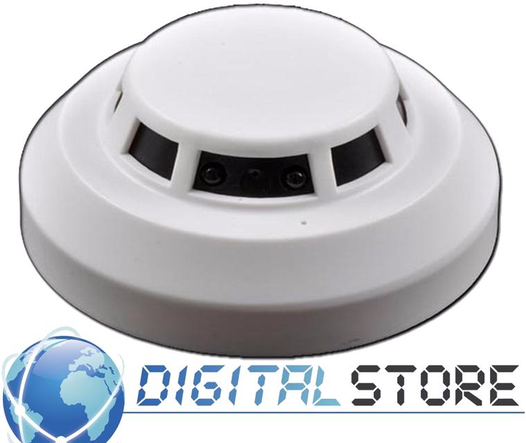 camera detector fum gravador