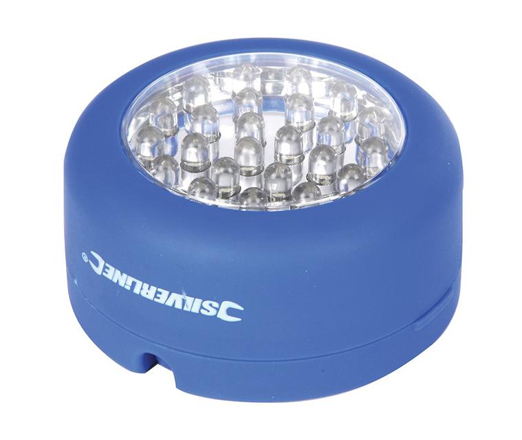 lampada led magnetica