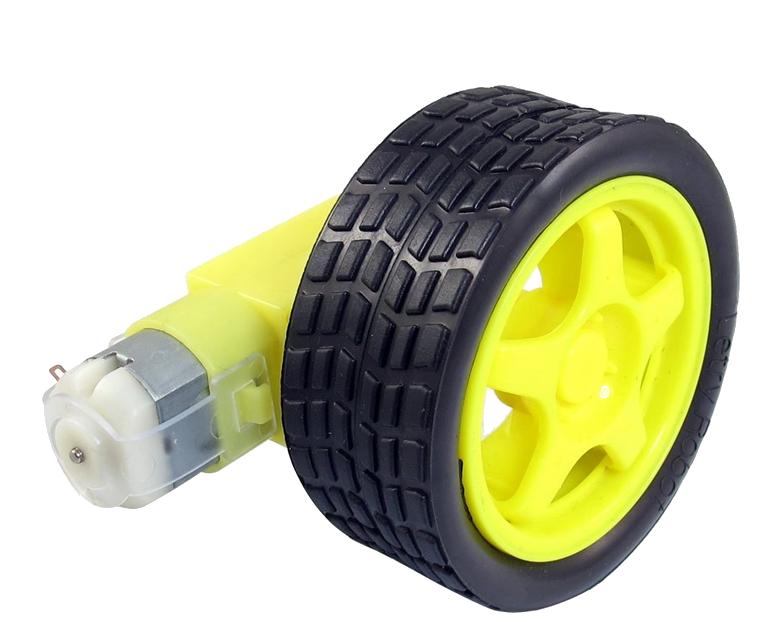 roda motor